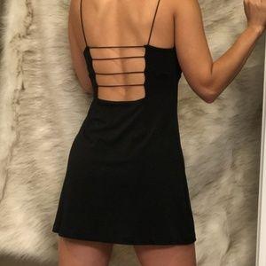 Urban Outfitters Black Mini Dress